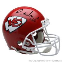 "Patrick Mahomes Signed Chiefs Full Size Authentic Proline Helmet Inscribed ""18 MVP"" (Steiner COA)"