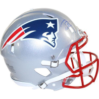 Tom Brady Signed Patriots Full-Size Authentic Proline Speed Helmet (Steiner COA & TriStar)