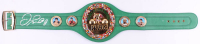 Floyd Mayweather Jr. Signed Full-Size WBC Heavyweight Championship Belt (TriStar Hologram) at PristineAuction.com