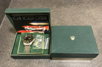 Vintage 1980's Rolex Oyster Perpetual GMT-Master Watch at PristineAuction.com