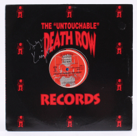 "Suge Knight Signed The ""Untouchable"" Death Row Records Makaveli ""Hail Mary"" Vinyl Record Album (Beckett LOA)"