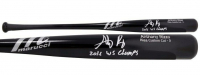 "Anthony Rizzo Signed Marucci Player Model Rizz44 Baseball Bat Inscribed ""2016 WS Champs"" (Fanatics Hologram) at PristineAuction.com"
