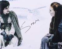 """Sophie Turner Signed """"Game of Thrones"""" 11x14 Photo (Beckett COA)"""