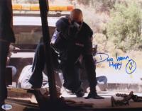 "David LaBrava Signed ""Sons of Anarchy"" 11x14 Photo Inscribed ""Happy"" (Beckett COA)"