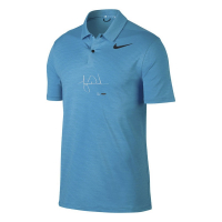 Tiger Woods Signed Limited Edition Nike Blue Fury Polo Shirt (UDA COA) at PristineAuction.com
