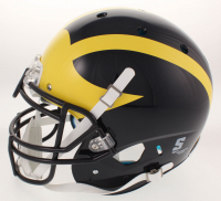 Brandon Graham Signed Michigan Wolverines Full-Size Authentic On-Field Helmet (Radtke COA) at PristineAuction.com