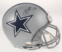 Troy Aikman Signed Dallas Cowboys Full-Size Authentic On-Field Helmet (Aikman Hologram) at PristineAuction.com