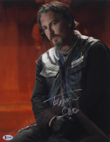 """Tommy Flanagan Signed """"Sons of Anarchy"""" 11x14 Photo Inscribed """"Chibs"""" (Beckett COA)"""