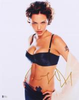 Angelina Jolie Signed 11x14 Photo (Beckett COA)