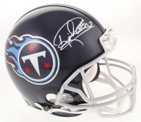 Derrick Henry Signed Tennessee Titans Full-Size Authentic On-Field Helmet (Radtke COA) at PristineAuction.com