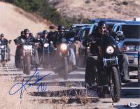 "Kim Coates Signed ""Sons Of Anarchy"" 11x14 Photo Inscribed ""Tig"" (Beckett COA)"