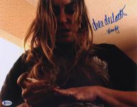 "Drea de Matteo Signed ""Sons of Anarchy"" 11x14 Photo Inscribed ""Wendy"" (Beckett COA)"