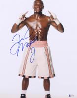 Floyd Mayweather Jr. Signed 11x14 Photo (Beckett COA)