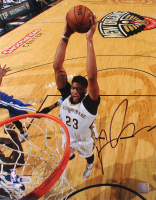 Anthony Davis Signed New Orleans Pelicans 11x14 Photo (Beckett COA)