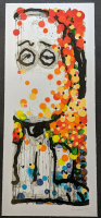 "Tom Everhart Signed 2004 ""Beauty Sleep"" 25x57.5 Publisher's Proof Lithograph (PA LOA) at PristineAuction.com"