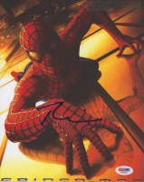"""Tobey Maguire Signed """"Spider-Man"""" 8x10 Photo (PSA COA) at PristineAuction.com"""