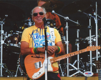 Jimmy Buffett Signed 8x10 Photo (PSA COA) at PristineAuction.com