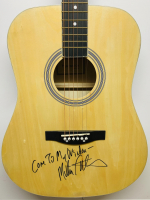 "Melissa Etheridge Signed Acoustic Guitar Inscribed ""Come To My Window"" (JSA COA) at PristineAuction.com"