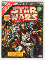 "David Prowse Signed 1978 ""Star Wars"" Issue #3 Marvel Comic Book Inscribed ""Is Darth Vader"" (Beckett COA)"