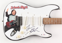 "Jack Black Signed Fender ""School of Rock"" 39"" Electric Guitar (PSA Hologram)"