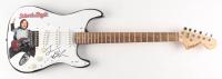 """Jack Black Signed Fender """"School of Rock"""" 39"""" Electric Guitar (PSA Hologram) at PristineAuction.com"""