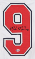 Mike Modano Signed Team USA Jersey (Beckett Hologram) at PristineAuction.com