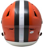 Odell Beckham Jr. Signed Cleveland Browns Full-Size Authentic On-Field Riddell Speedflex Helmet (JSA COA) at PristineAuction.com