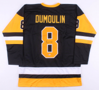 Brian Dumoulin Signed Pittsburgh Penguins Jersey (Beckett COA)