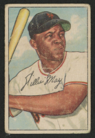 1952 Bowman #218 Willie Mays at PristineAuction.com