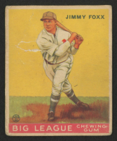 1933 Goudey #29 Jimmie Foxx RC at PristineAuction.com