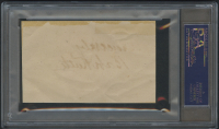 "Babe Ruth Signed Cut Inscribed ""Sincerely"" (PSA Encapsulated) at PristineAuction.com"