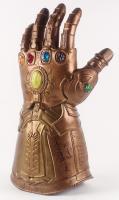 "Tom Hiddleston Signed Marvel Legends Series ""Avengers Infinity Gauntlet"" Articulated Electronic Fist Inscribed ""Loki"" (JSA COA)"
