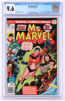 """""""Ms. Marvel"""" Issue #1 Marvel Comic Book (CGC 9.6) at PristineAuction.com"""