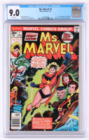 """Ms. Marvel"" Issue #1 Marvel Comic Book (CGC 9.0) at PristineAuction.com"