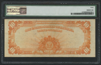 1922 $10 Ten Dollars U.S. Gold Certificate Large Size Bank Note - Large S/N (PMG 40) at PristineAuction.com