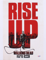 "Norman Reedus Signed ""The Walking Dead"" 11x14 Photo (PSA COA) at PristineAuction.com"