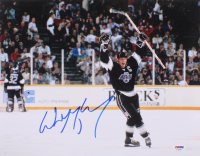 Wayne Gretzky Signed Los Angeles Kings 11x14 Photo (PSA Hologram) at PristineAuction.com