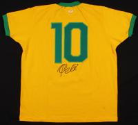 e1e447ddbfe Pele Signed Brazil Jersey (PSA Hologram)