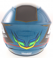 Jeff Gordon Signed NASCAR AXALTA Rainbow Throwback Special Edition Full-Size Helmet (Gordon Hologram) at PristineAuction.com