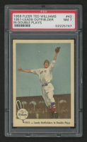 1959 Fleer Ted Williams #43 Double Play Lead (PSA 7)