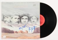 "Willie Nelson & Kris Kristofferson Signed ""Highwayman"" Vinyl Record Album (JSA COA) at PristineAuction.com"