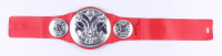 Vince McMahon Signed WWE Tag Team Championship Wrestling Belt (PSA COA) at PristineAuction.com
