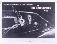 "Clint Eastwood Signed ""Dirty Harry"" 22x28 Poster (PSA LOA) at PristineAuction.com"