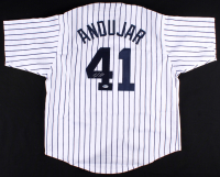 Miguel Andujar Signed Jersey (Beckett COA) at PristineAuction.com