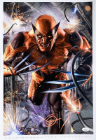 "Greg Horn Signed Marvel ""Wolverine"" 13x19 Lithograph (JSA COA) at PristineAuction.com"