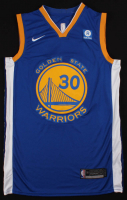 Stephen Curry Signed Golden State Warriors Jersey (JSA LOA) at PristineAuction.com