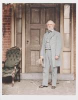 General Robert E. Lee 8.5x11 Print on Canvas