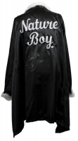 "Ric Flair Signed ""Nature Boy"" Wrestling Robe Inscribed ""Nature Boy"" (JSA COA)"