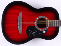 "Rob Thomas Signed 38.5"" Acoustic Guitar (Beckett COA)"