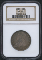1838 50¢ Capped Bust Half Dollar (NGC XF 45) at PristineAuction.com
